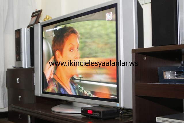 Ankarada Eski Televizyon Alanlar