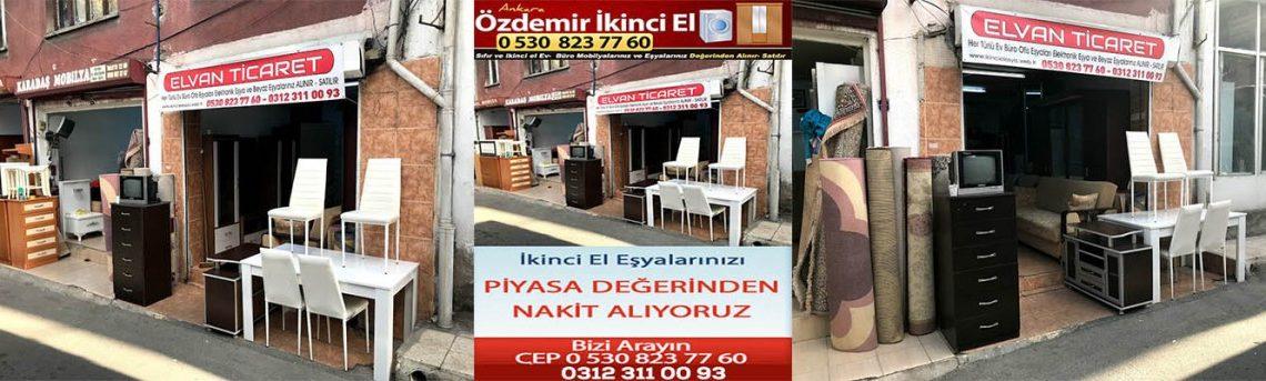 Ankara Spot Eşya Alanlar
