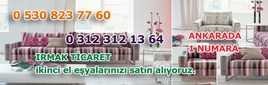 Ankara ikinci el eşya alanlar