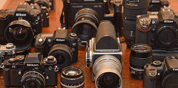 Ankara İkinci el Fotoğraf Makinesi Alanlar