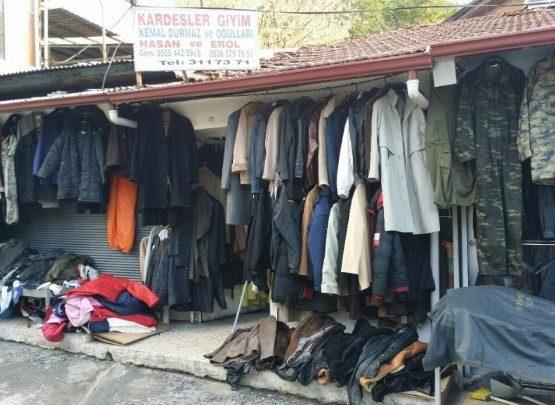 ikinci el kıyafet alan yerler Ankara